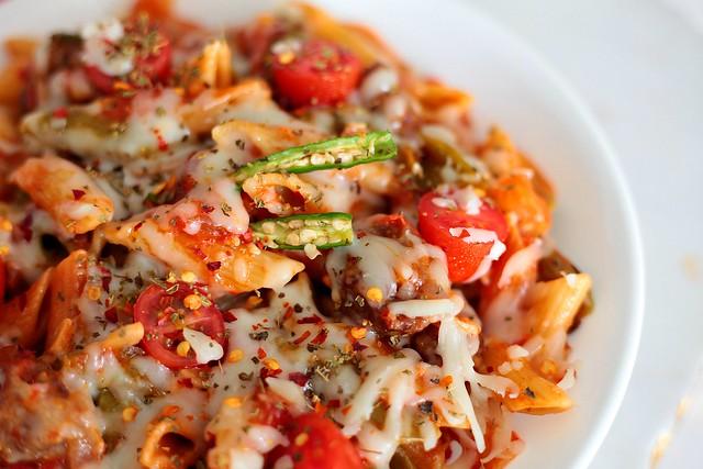 One Pot Pasta Tanvii.com 7