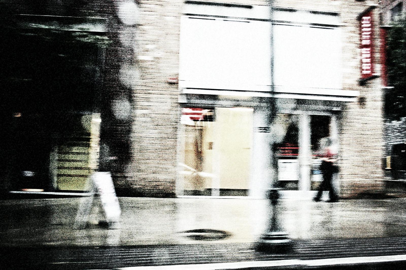 Pedestrian, Midtown Atl