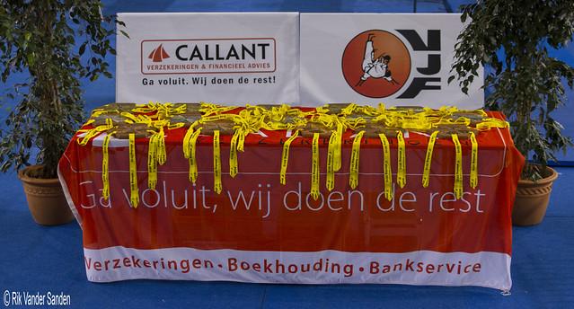 Callant Cup - Vlaams Interclubkampioenschap 19-20.11.2016 Gent