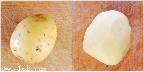 Mashed Potatoes Recipe for Babies and Toddlers - step 1