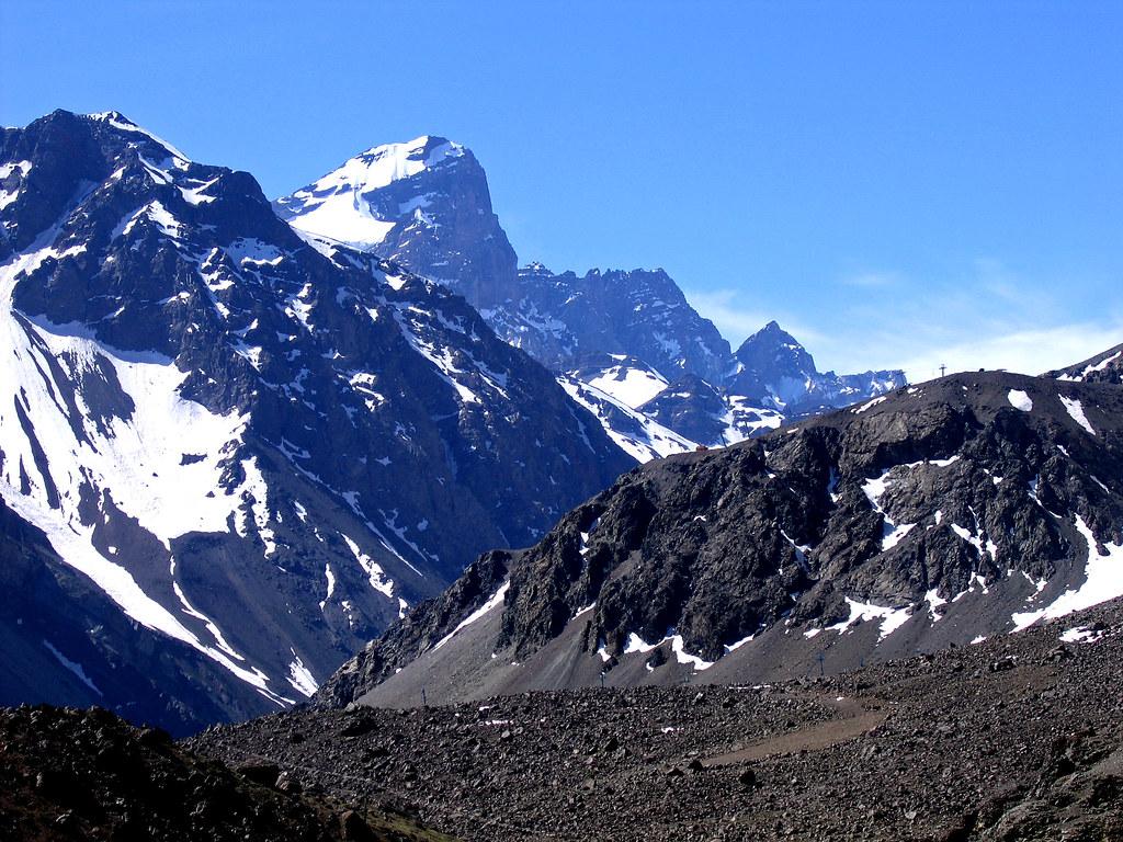 Cordillera de los Andes (V) / Andes mountain range (V)