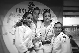 Noicattaro. Vittoria judo front