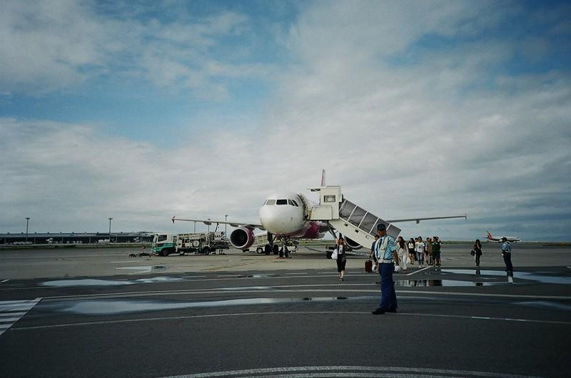 Peach  A320-200 JA816P