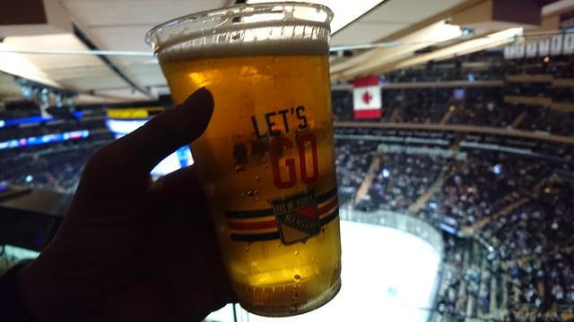 Rangers beer