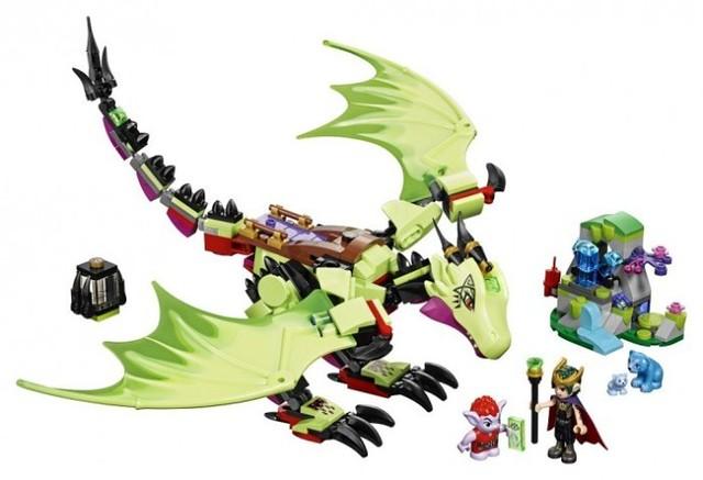 LEGO Elves 2017 - NThe Goblin King's Evil Dragon (41183)