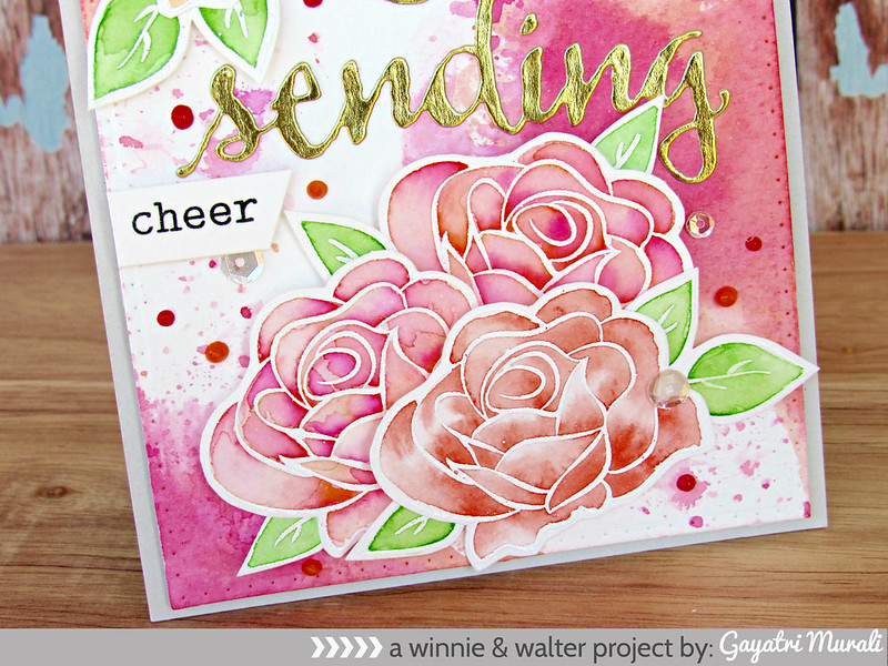 Sending Cheer closeup1