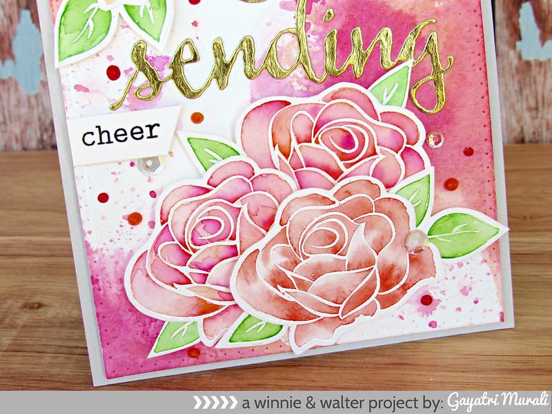 Sending Cheer closeup1
