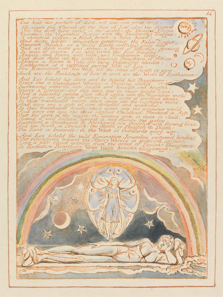 Jerusalem, Plate 14,
