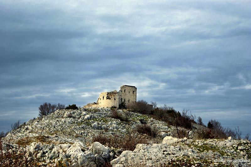Крепость Глива