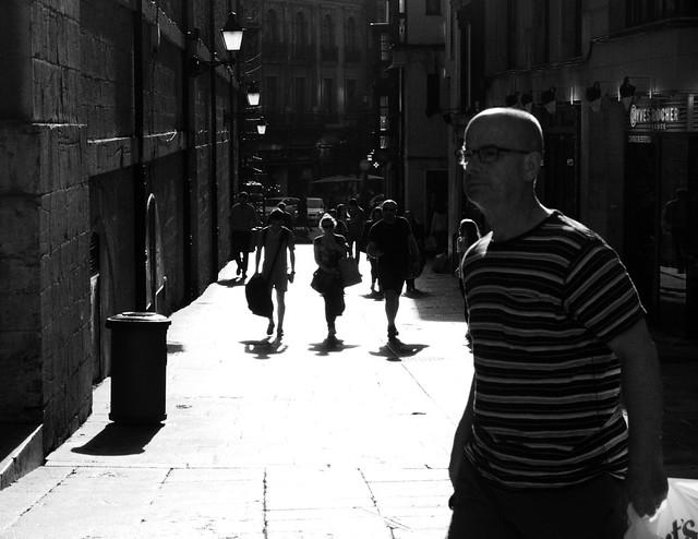 Desfile de sombras