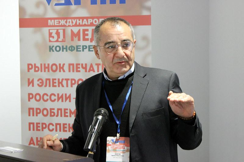 Армен Давтян, «Блиц Медиа» (Армения, г. Ереван)