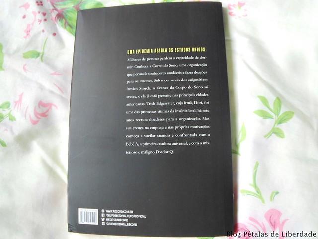 Resenha, livro, Doadores-de-Sono, Karen-Russell, Editora-Record, opiniao, capa, fotos, criticas, insonia, trechos