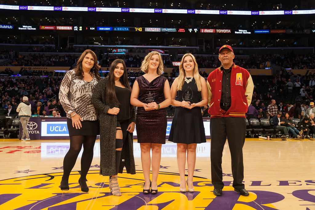 2016 Chick Hearn Award Night