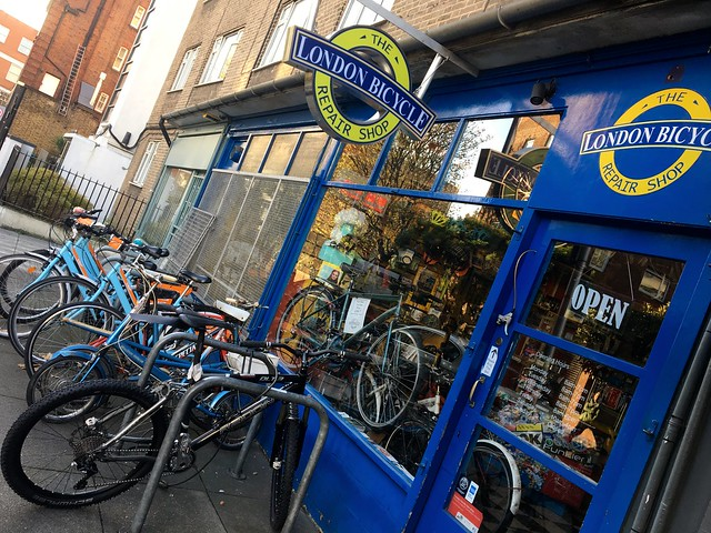 Donkey Republic London bike rental 14