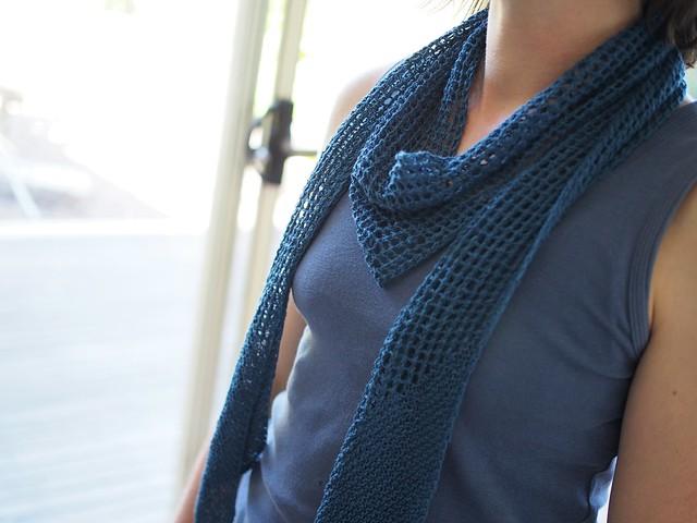 linen scarf 2