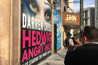 Hedwig and the Angry Inch - Posters and People