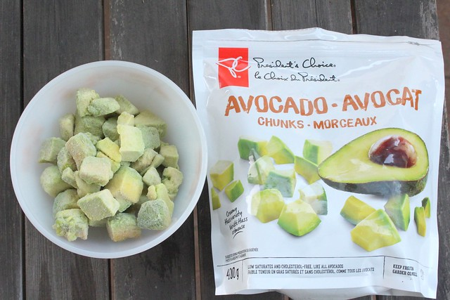 Product Review of President's Choice Avocado Chunks