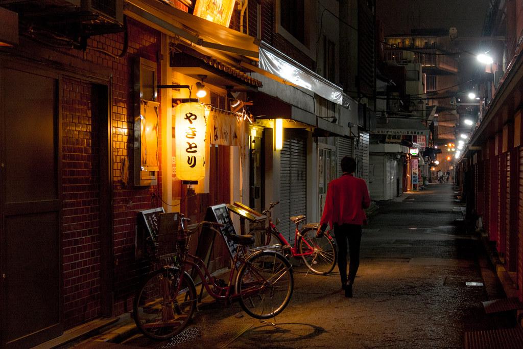 Side Street of Nakamise-Dōri