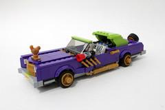 The LEGO Batman Movie The Joker Notorious Lowrider (70906)