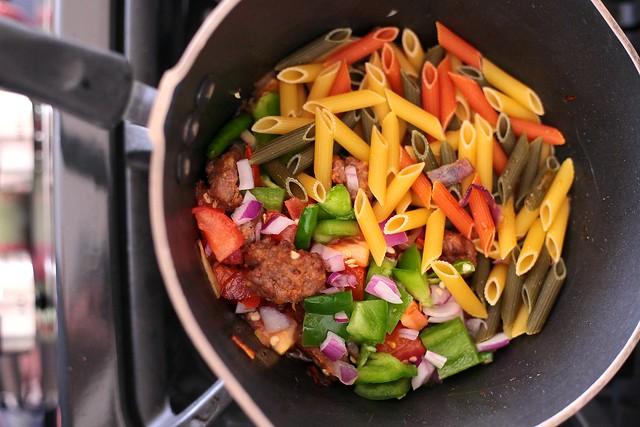 One Pot Pasta Tanvii.com 3