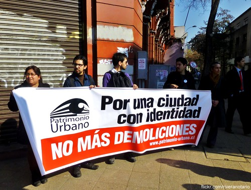 Edificio Protección Mutua - Morandé con Rosas, Santiago