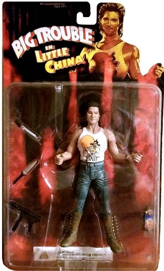 Big Trouble in Little China - Action Figure - 1