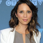 Lexa Doig attends CTV Upfronts 2016