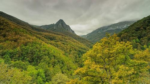 Valle del Campon-Asturias