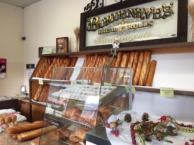 Bordenave's Bread & Rolls