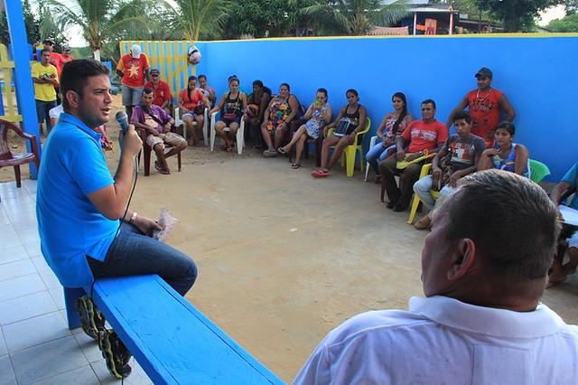 Reunião com pescadores de Assis Brasil - 2