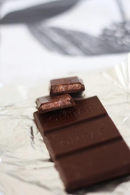 Inside Ombar Chocolate