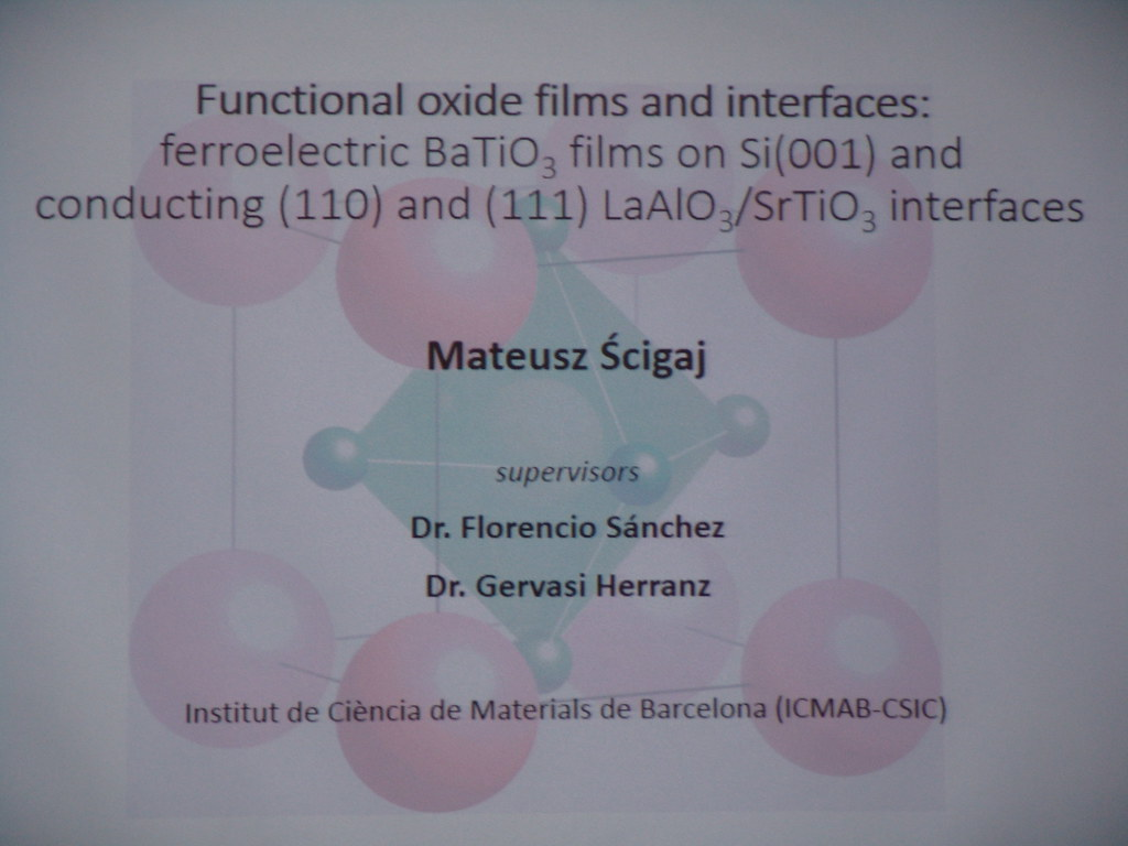 thesis on ferroelectrics Iii abstract this thesis deals with the optical properties of relaxor ferroelectrics with nano/micro polar regions, including their optical frequency dispersion near.