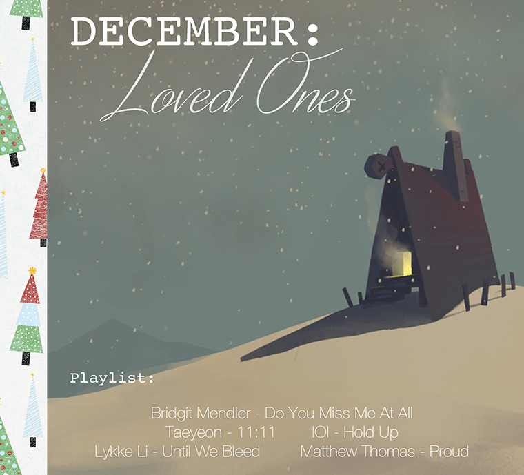 December Loved Ones