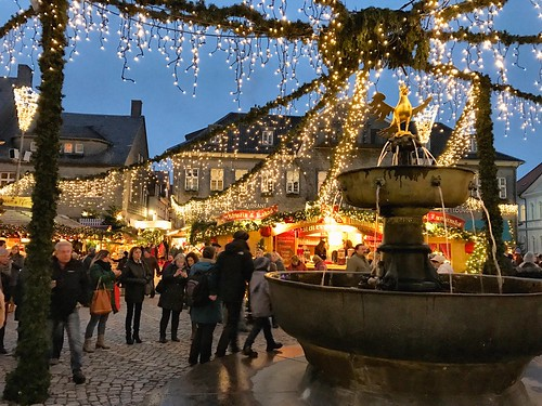 Goslar Christmas market Germany 1