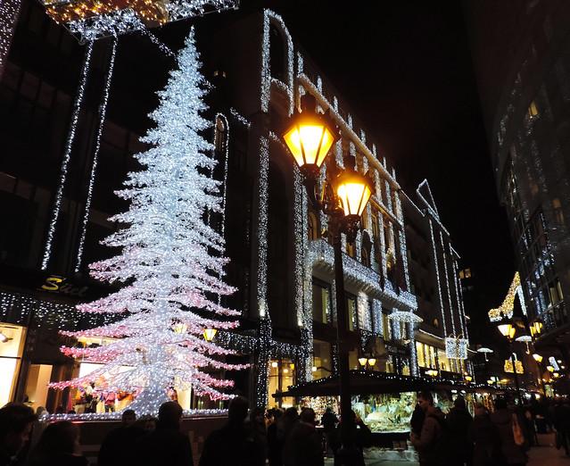 Merry Christmas: Budapest Christmas market, Hungary