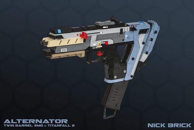 Alternator - Titanfall 2