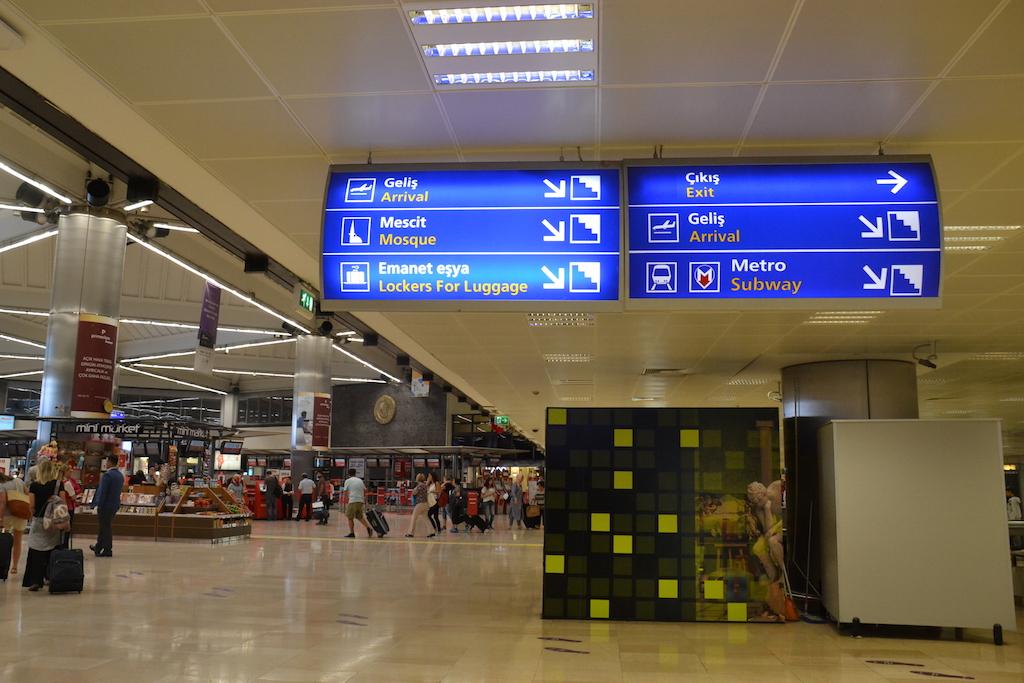 阿塔圖克機場國內線
