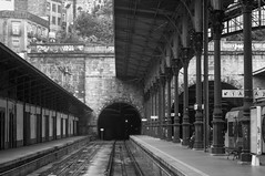Porto Central Railway Station - Nex-5N & Auto-Takumar 55/2