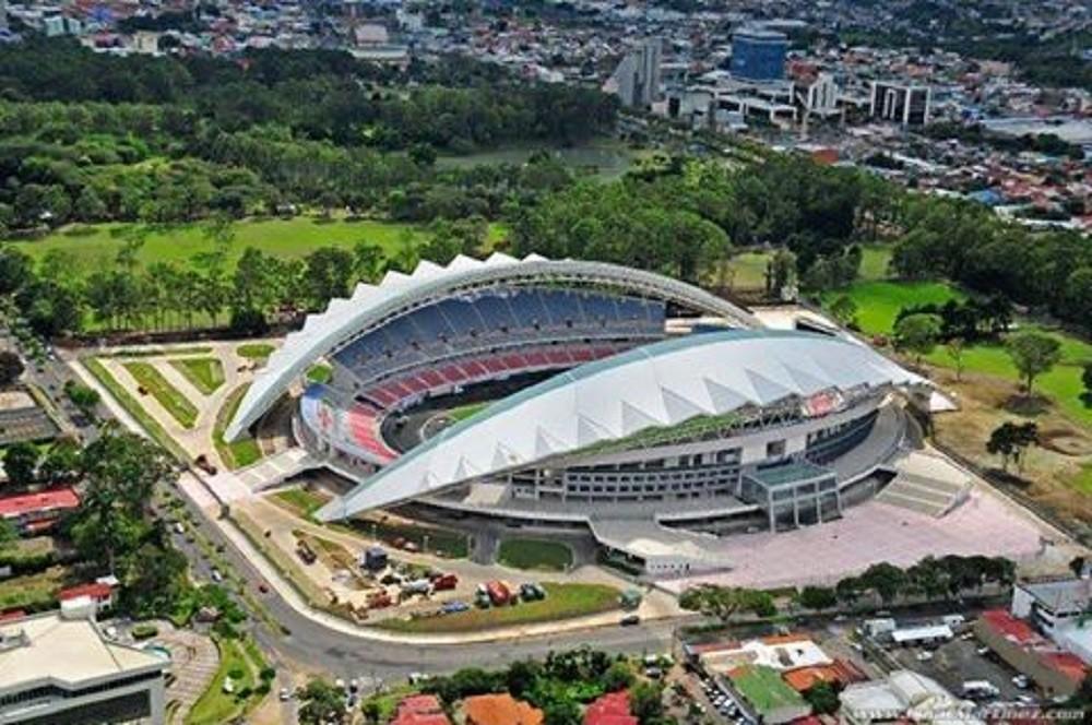 AFCON 2017 -Stade De LAmitie