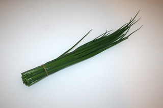 11 - Zutat Schnittlauch / Ingredient chives