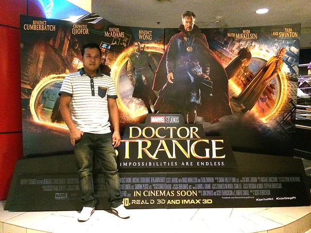 Nuffnang x Cadbury: Doctor Strange Screening