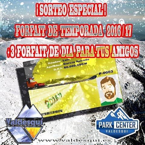 Concurso Valdesquí