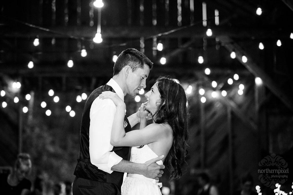 Barn Wedding - Smithers BC