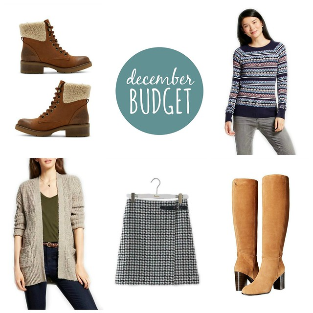 December 2016 budget | Style On Target blog