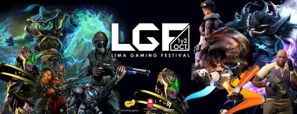 Dash Cosplay presente en Lima Gaming Festival 2016