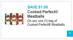 Cooked Perfect Meatballs at Meijer