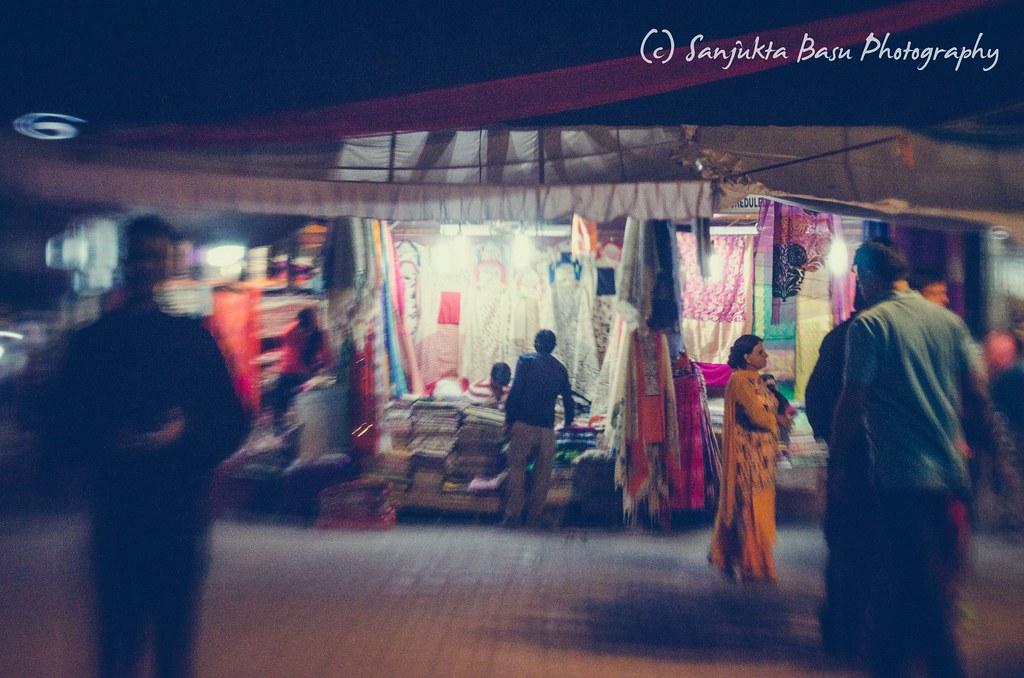 Delhi Haat in the evening-23