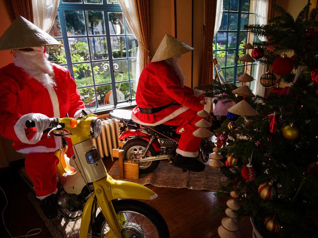 山手西洋館クリスマス装飾2016⑥