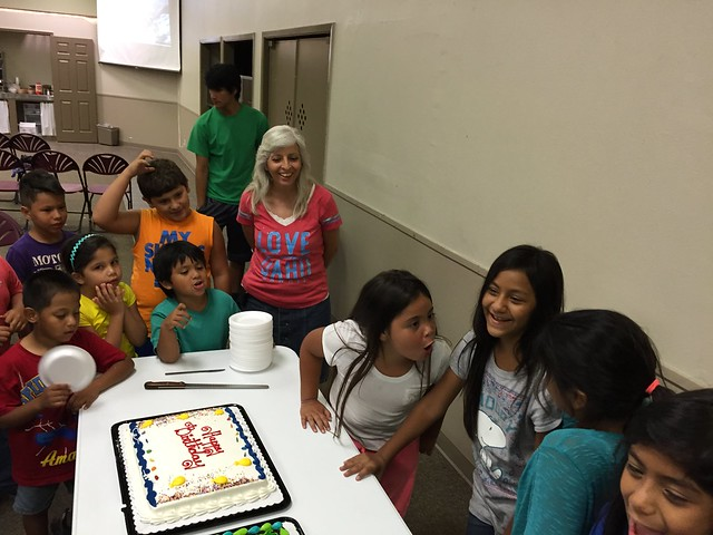 Campamento de Familias 2015