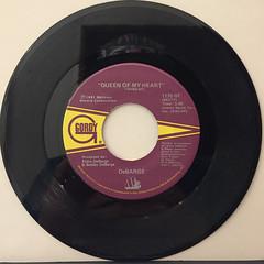 DEBARGE:RHYTHM OF THE NIGHT(RECORD SIDE-B)